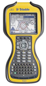 Trimble TSC3 Controller – Mercator GPS Inc